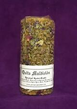 Lot x 4 ☆ Remove Curse ☆ Herbal Candle Ritualized! Natural Wax!