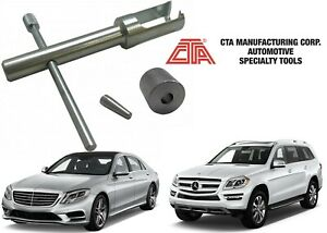 CTA Tools 3806 Fuel Nozzle Removal Kit for Mercedes Benz New Free Shipping USA