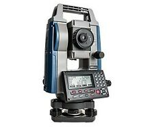 """Total Station Sokkia iM 55 Survey  Angle Accuracy 5"""" Magnification30x red laser"""
