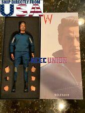 SWToys 1/6 Scale Avengers Endgame Iron Man Male Figure Full Set FS019 USA