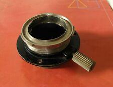 Vintage Helical Focusing Lens Adapter