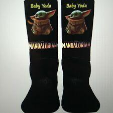 The Mandalorian Baby Yoda Star Wars Socks