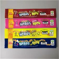 Nerds Rope Empty Packaging Bags Nerds Rope Candy (1000 QTY) MIX USA