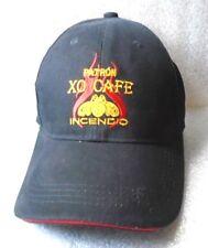 black ball cap hat advertising Patron XO Cafe Incensio