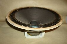"""Fisher KS-1, Vintage Speaker Woofer, 10"""" Alnico, 2.9 Ohms"""