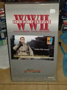 """Dragon Cyber-Hobby 1/6 Scale 12"""" WWII US Charles Kit Carson Action Figure"""