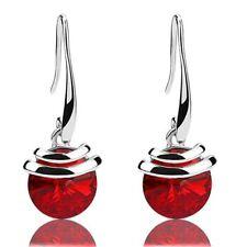 swarovski Elements Crystal drop dangle earrings