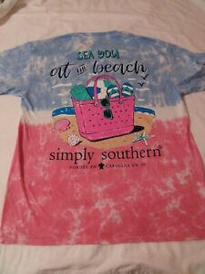 Simply Southern Short Sleeve Tee Size XXLarge