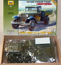 Zvezda 1/35 GAZ- AA 1,5 Ton Soviet WWII Truck (3602)