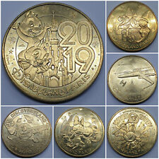 DISNEYLAND Monnaies de Paris Médailles Mickey Disney choisissez votre médaille