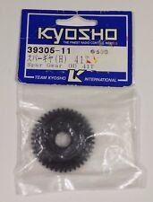 Kyosho Superten FW03 GP10 39305-11 41T 2nd spur gear RS200 scale car blue tag