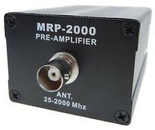 MRP-2000 MK2 Scanner und Breitband Empfangsverstärker für 25-2000 MHz