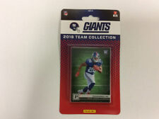 2018 Panini Factory Sealed Team Set - 11 Cards - New York Giants