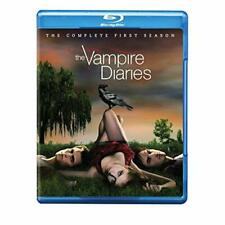 The Vampire Diaries: Season 1 Blu-Ray On Blu-Ray with Nina Dobrev Very Good