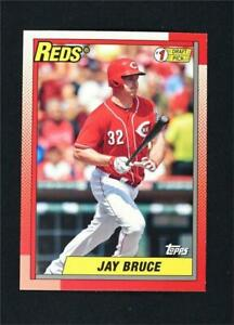 2015 Topps Archives '90 Topps #1 Draft Picks #90DPIJB Jay Bruce - NM-MT