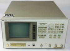 HP Hewlett-Packard 87510A Gain-Phase Analyzer 100 kHz - 300 MHz hs