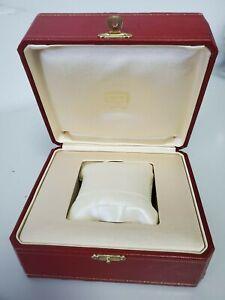 Cartier medium size watch box