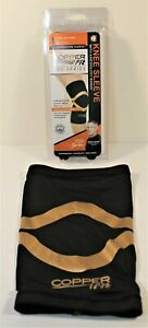Copper Fit Pro Series Compression Knee Sleeve, Sizes L NIP