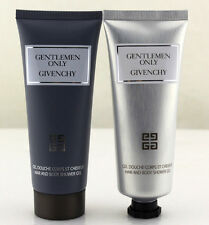 Gentlemen Only By Givenchy Shower Gel 75ml 2.5oz X 2 NEW