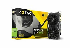Zotac NVIDIA GeForce GTX 1080 8 GB mini tarjeta gráfica-Negro Mini edición.