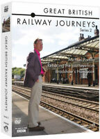 Great Britannico Ferroviario Journeys Serie 2 DVD Nuovo DVD (FHED2898)