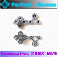 XBOX One kit bouton contact caoutchouc rubber conductive pad manette controller