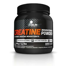 OLIMP Creatine Monohydrate Powder 550g HIGH MICRONIZED CREATIN