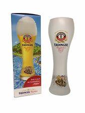 "Erdinger - Bavarian German Beer Glass 0.5 Liter ""Rafting Gaudi - Floesser"" - NEW"