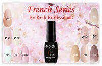 Kodi Professional ''French Series'' Gel LED/UV Nail Polish Color 8 ml.