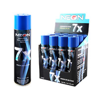 NEON 7X (6 CANS) GAS REFILL BUTANE UNIVERSAL FLUID FUEL REFINED 300ML