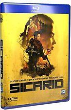 Blu Ray Sicario - (2015) *** Contenuti Extra ***.....NUOVO