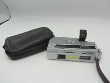 Mamiya 16 EE Subminiature Spy Camera w/ Case