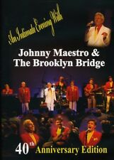 Johnny Maestro - 40th Anniversary Edition [New DVD]