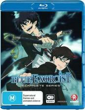 BLUE EXORCIST - THE COMPLETE SERIES -   Blu Ray - Sealed Region B