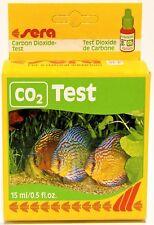 TEST SERA CO2 PERMANENTE .PARA ACUARIO,Gambario Y ESTANQUE.ENVIO CERTIFICADO