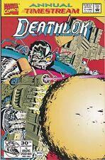 Deathlok Annual #1. NM. 1992