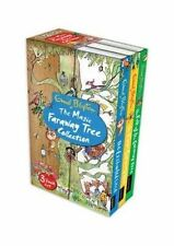 Enid Blyton The Magic Faraway Tree 3 Book Set Enchanted Wood Folk Collection