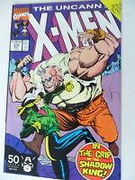 1 x Comic - USA - The Uncanny X-Men Nr. 278 July  - Marvel - englisch -Z.1-