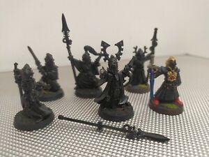 Prophete & Archonte Eldar - Farseer & Warlock Aeldari- Metal- Warhammer 40000