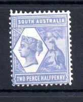 South Australia 1902 2 1/2d #239 mint MH WS14376