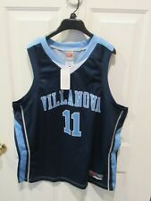 NWT Nike Villanova Wildcats NCAA Basketball Jersey - Size adult Large new tags