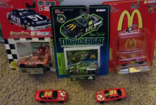 LOT OF 5 BILL ELLIOTT RACING CHAMPIONS 1995/96 1/64 THUNDERBAT MCDONALDS PROMO