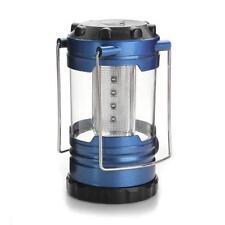 Linterna Lámpara Farol Luz Blanco para Camping 3 Pilas Bajo Consumo 12 LED