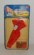 Action Set Equipement Sport poupée mannequin BIG JIM 7157 1983 Vintage MATTEL