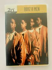 20th Century Masters ~ The Best of Boyz II Men: The DVD Collection {2004}