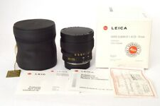 Leica 11277 Vario-Elmar-R 4/35-70mm No ROM Zoom Opening Fixed Boxed