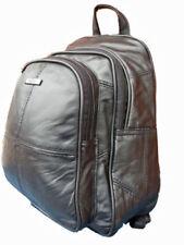 Bolsos de mujer mochila pequeña de piel