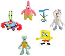 Fisher-Price Imaginext Spongebob Figure 6 Pack Kid Toy Gift
