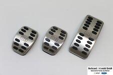 BRABUS Pedalauflagen Pedale Smart Fortwo Forfour 453 (Schaltgetriebe)