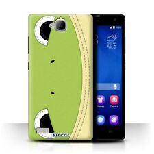 Fundas y carcasas Para Huawei GR5 de plástico para teléfonos móviles y PDAs